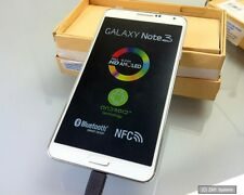 Samsung Galaxy Note 3 Smartphone 5,7 Zoll AMOLED, DISPLAYBRUCH, NOT OK, LESEN