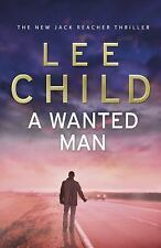 A Wanted Man by Lee Child Softcover Book (English)