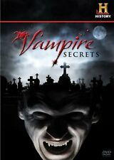 VAMPIRE SECRETS (HISTORY CHANNEL DOCUMENTARY) NEW AND SEALED