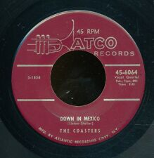45pc-R&B vocal group- ATCO 6064-The Coasters