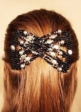 Magic Hair Clip EZ double comb Over 25 Different Hair styles for Women/Ladies ef