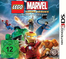 Lego Marvel Super Heroes / Nintendo 3DS / NEU NEW OVP Deutsch