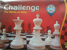 New Sat Of Magnetic Chess Playing Game Board&Set Of Chessmen  The Battle Of Wits
