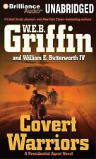 Covert Warriors, W.E.B. Griffin - UNABRIDGED -MP3-CD - FREE SHIPPING