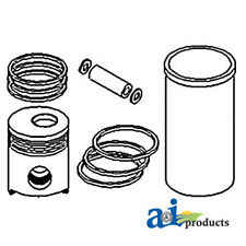 John Deere Parts PISTON LINER KIT PLK512  772A (6.531T 6CYL ENG), 770A (6.531T 6