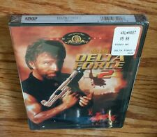 Delta Force 2 (DVD, 2000) Chock Norris action movie classic Billy Drago NEW