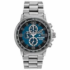 Citizen Eco-Drive Men's CA0500-51L Nighthawk Chronograph Titanium 42mm Watch
