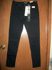 NWT CAMOMILLA ilove NAVY SKINNY STRETCH QUILTED PATTERN JEANS SIZE 18
