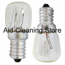 15W x 2 Fridge Freezer Light Appliance Bulbs SES E14 Pygmy Lamp BULB3340
