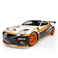 HPI Racing Nissan 350Z Hankook 200mm Clear Body EP RC Cars Drift Touring #103886