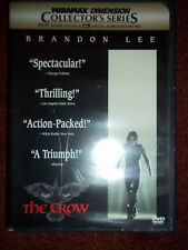 2 dvds The Crow City of Angels Wicked Prayer