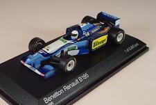 Minichamps (PMA) 1/64 Benetton Renault B195 1995 1 von 5000 Stück OVP #335