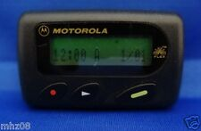 MOTOROLA JAZZ PAGER...TESTED BY A CERTIFIED MOTOROLA TECH... ON 900 MHZ FLEX