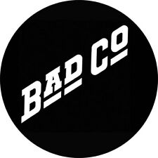 CHAPA/BADGE BAD COMPANY . pin button free paul rodgers mick ralphs led zeppelin