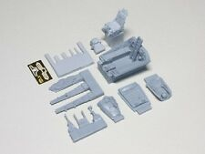 WOLFPACK WP48100 Cockpit Set for Academy Kit Su-27 Flanker B in 1:48