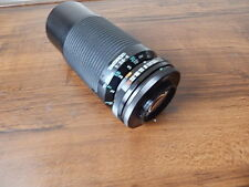 TAMRON MACRO 70-210mm 1:3.8-4 LENS NICE FOR PENTAX P/U W CASE INTERNATIONAL SALE