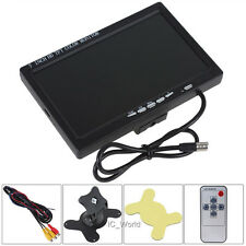7 inch HD Monitor Display Touch Screen HDMI VGA Input 1024*600 for Raspberry Pi
