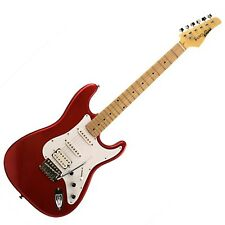 KRAMER FOCUS VT-211S 'FATBOY' CANDY APPLE RED (DELUXE) CHITARRA ELETTRICA