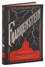 NEW Frankenstein by Mary Shelley Classic Novel Leather Like Cover Book Horror