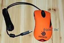 original Microsoft/steelseries IE3.0 mouse (frosted) orange