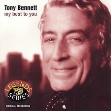 My Best to You by Tony Bennett (Vocals) (CD, Jul-2002, Sony Music Distribution …