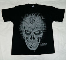 VTG MISFITS 2000 TOUR T-SHIRT ONLY 500 MADE! PUNK ROCK CONCERT XL TEE BIG SKULL