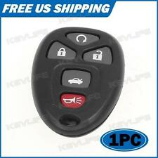 New GM Replacement Keyless Entry Remote Key FOB case Shell Button Pad Pair G