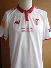 MATCH WORN SEVILLA FINAL EUROPA LEAGUE KOLO FRANCE MAGLIA TRIKOT JERSEY MAILLOT