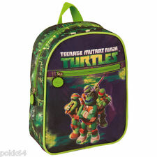 Les Tortues Ninja sac à dos Ninja Power M cartable 29 x 22 cm maternelle 186176