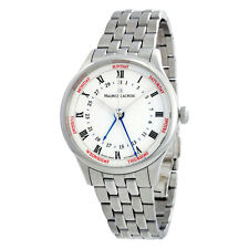 Maurice Lacroix Stainless Steel Mens Watch MP6507-SS002-112