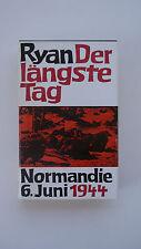 Der Längste Tag Normandie 6. Juni 1944 - Cornelius Ryan