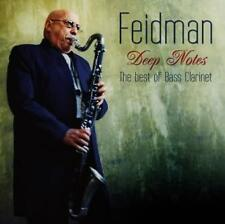 Giora Feidman - Deep Notes-Best Of Bass Clarinet *CD*NEU*