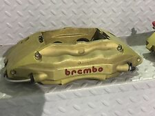 Porsche GT3 R RS Cup Gold OEM Brembo front calipers