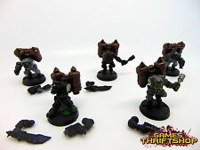 Warhammer 40k Ork Stormboyz Metal oop 2nd Edition Rogue Trader x 5
