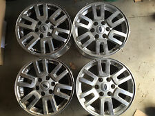 SET OF 4 FORD 18 INCH RIMS EXPEDITION AND F-150 -- EXCELLENT CONDITION