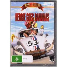 DVD HERBIE GOES BANANAS WALT DISNEY FAMILY COLLECTION Children Comedy R4 [BNS]
