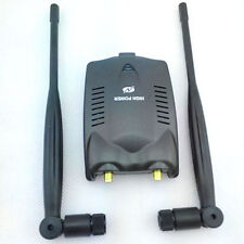 NEW BEINI CRACKING SOFTWARE LONG RANGE 3000Mw DUAL HIGH GAIN ANTENNA WIFI USB