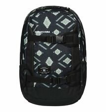 Zaino DC Shoes Grind II Black Ethnic Backpack Sac à dos Rucksack - scuola skate