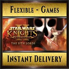 Star Wars Knights of the Old Republic II 2: the Sith Lords-vapeur cd-key [ PC ]