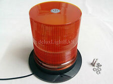 12V/24V XENON BEACON LIGHT FLASHING WARNING EMERGENCY STROBE LIGHT AMBER