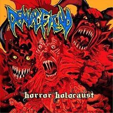 DENIAL FIEND - Horror Holocaust - CD - DEATH METAL