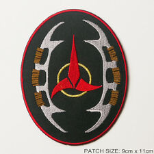 STAR TREK  Klingon Bat'leth Tournament Competitor PATCH