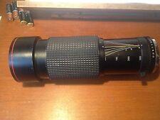Tokina telesd 5.6/400 teleobjetivo con Olympus om versión 49mm
