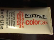 2 Paul Mitchell Color Protect Treatment Hair Dye Color