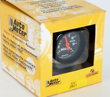 "Auto Meter 2601 Z-Series Mechanical 20 Psi Boost / Vacuum Gauge 2-1/16"" (52mm)"