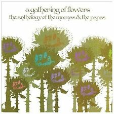 The Mamas and the Papas - A Gathering of Flowers Folk Rock  CD FREE DOMESTIC S/H