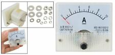 1Pcs 85C1 DC 0-10A Analog Panel AMP Current Meter Ammeter Gauge 85C1