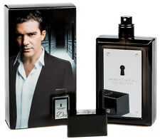 The Secret by Antonio Banderas 3.4 oz for Men EDT New In Box * SEALED *