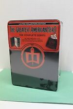 THE GREATEST AMERICAN HERO DVD LIMITED EDITION #06307/20000 NEW SEALED