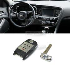 OEM Keyless Panic Smart Key Remote Immobilizer Blank For KIA 2014-16 Forte Koup